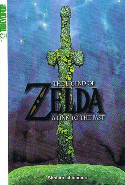 The Legend of Zelda - A Link To The Past - Großband