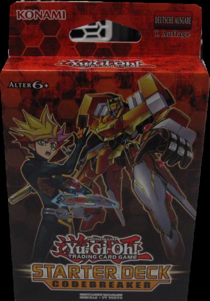 Yu-Gi-Oh! Codebreaker Starter Deck deutsch