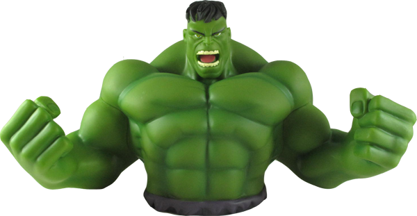 Spardose Hulk