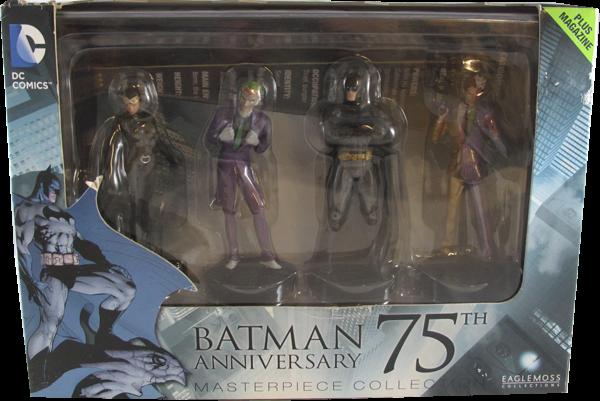 DC Figur Batman 75th Anniversary Masterpiece Collection