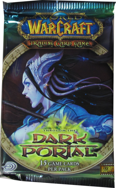 World of Warcraft Dark Portal Booster englisch