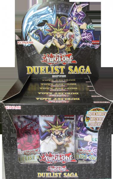 Yu-Gi-Oh! Duelist Saga Display
