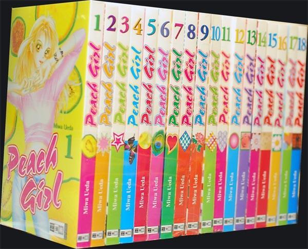 Peach Girl - die komplette Serie