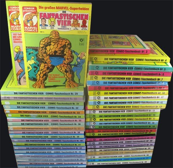 Die Fantastischen Vier #1-47
