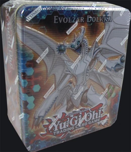 Yu-Gi-Oh! Evolzar Dolka Tin englisch