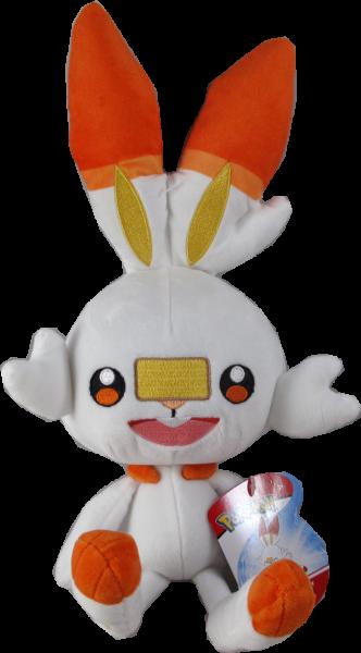 Plüschfigur Pokemon Hopplo 20cm