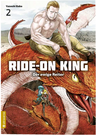 Ride-On King - Der ewige Reiter 02