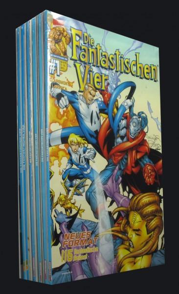 Die fantastischen Vier # 1-11 Comic Set