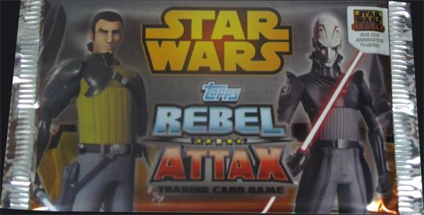 Star Wars Rebel Attax Booster deutsch