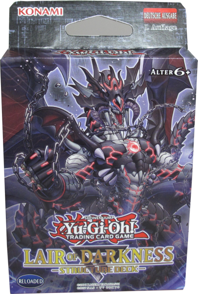 Yu-Gi-Oh! Lair of Darkness Structure Deck