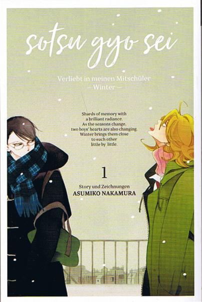 Sotsu Gyo Sei 01 - Verliebt in einem Mitschüler