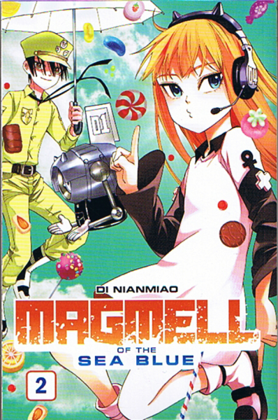 Magmell of the Sea Blue 02