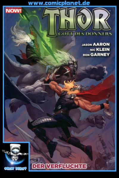 Thor - Gott des Donners Band 3: Der Verfluchte