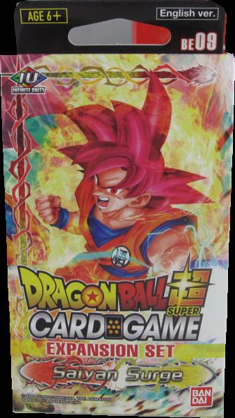 Dragonball Super Expansion Set Saiyan Surge