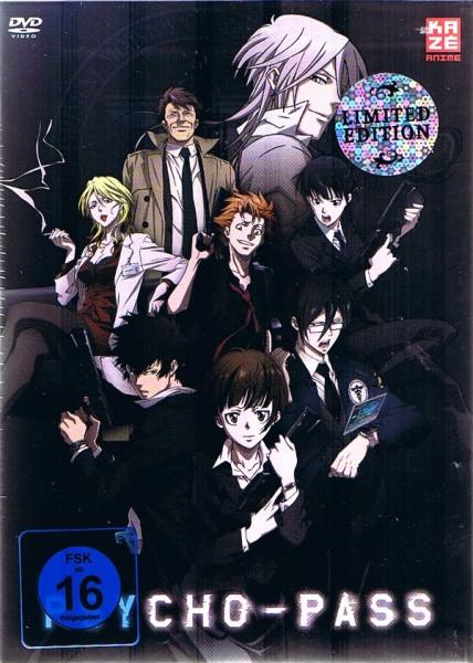 Psycho-Pass Vol. 01 Box