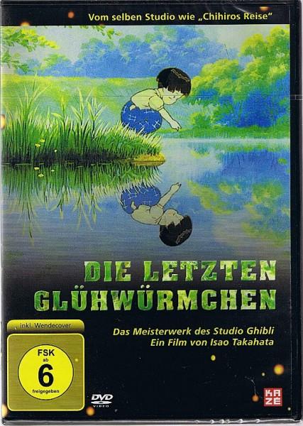 Ghibli Die letzten Glüwührmchen