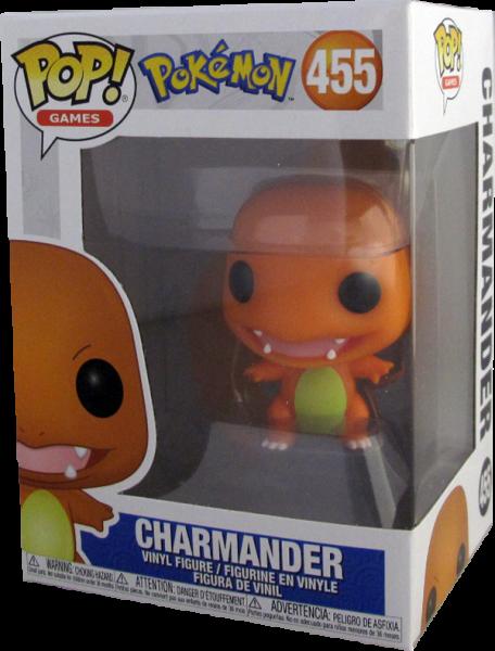 Action Figur Funko Pop Pokemon - Glumanda # 455