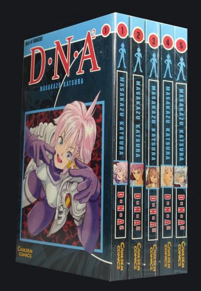 D.N.A² - die komplette Serie