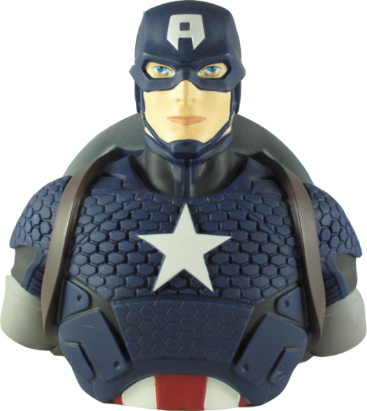 Spardose Captain America