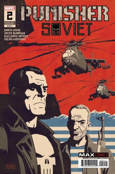 PUNISHER SOVIET #2 (OF 6) (MR)