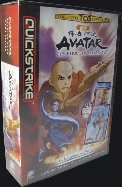 Avatar Die Legende von Aang Starter