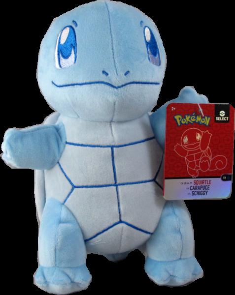 Plüschfigur Pokemon Schiggy 20cm