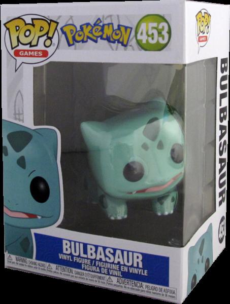 Action Figur Funko Pop Pokemon - Bisasam # 453