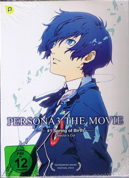 Persona 3 - The Movie 01 Spring of Birth