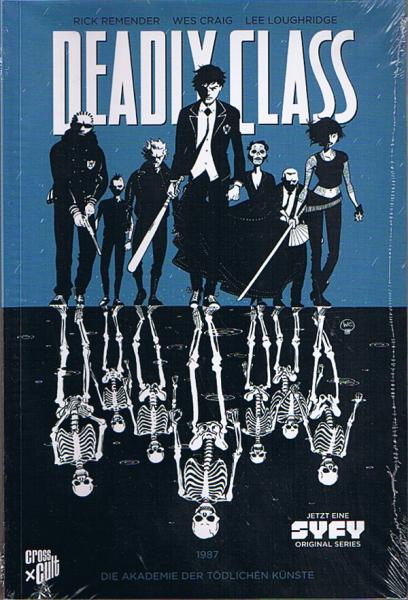 Deadly Class 01
