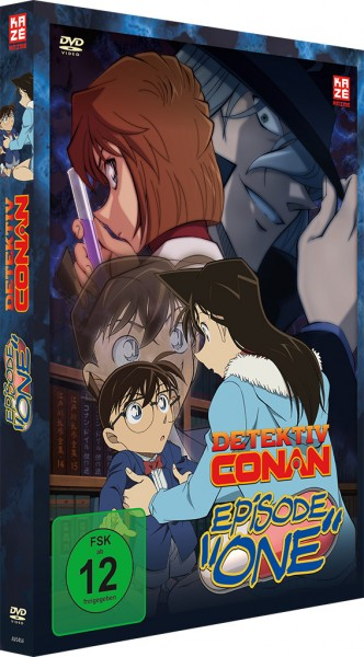 "Detektiv Conan: Episode ""One"" DVD"