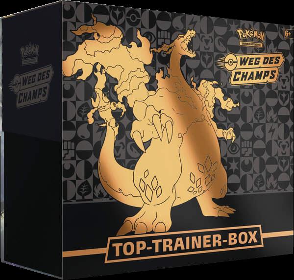 Pokemon Weg des Champs Top-Trainer-Box