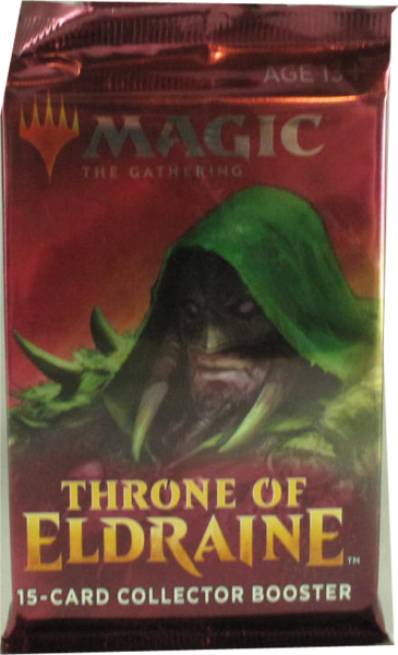 Magic Throne of Eldraine Collector Booster englisch