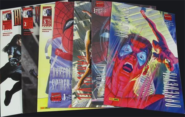 Daredevil/Spider-Man Black Widow