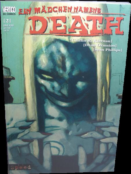 Ein Mädchen namens Death #1-2