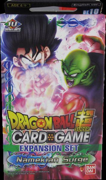 Dragonball Super Expansion Set Namekian Surge