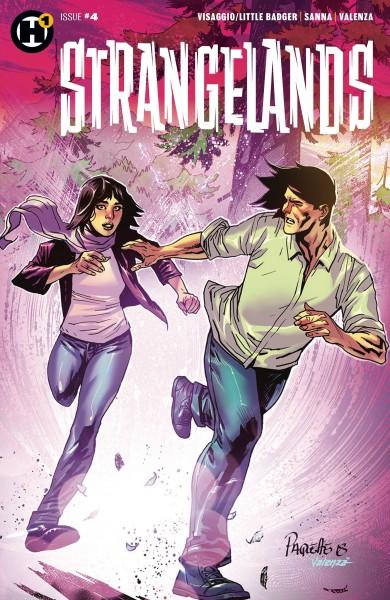 STRANGELANDS #4 (MR)