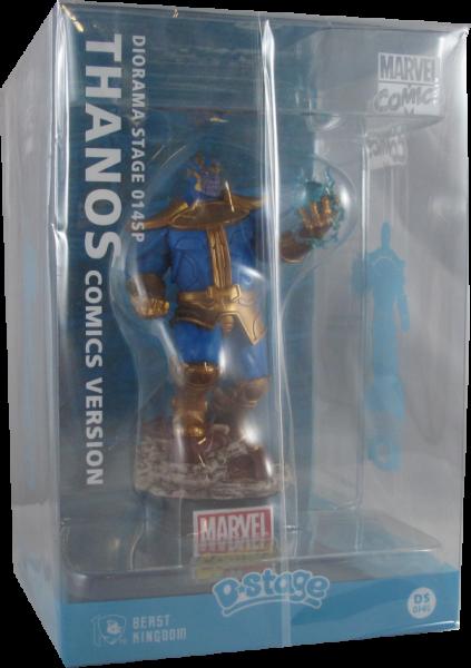 Action Figur Marvel Diorama Stage 014SP - Thanos Comics Version