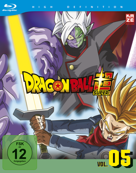 Dragonball Super Vol. 05 Blu-ray