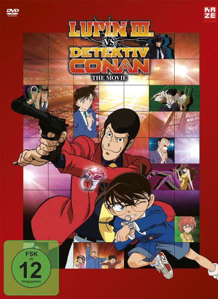 Lupin the 3rd vs. Detektiv Conan Limited Edition