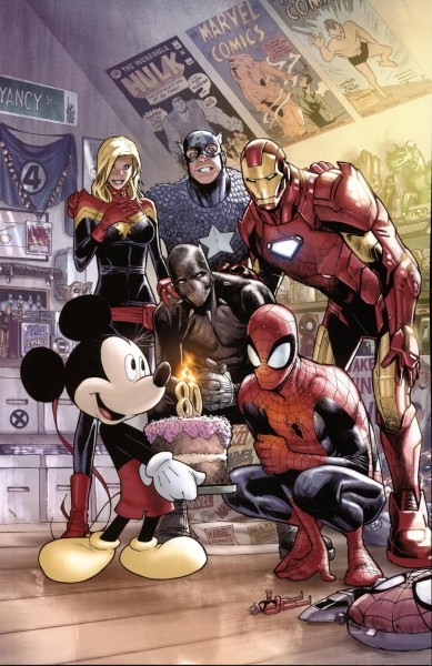 MARVEL COMICS #1000 - Cover Y Incentive Special Variant Cover