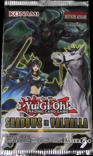 Yu-Gi-Oh! Shadows in Valhalla Booster deutsch
