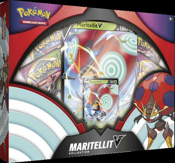 Pokemon Maritellit-V Kollektion deutsch