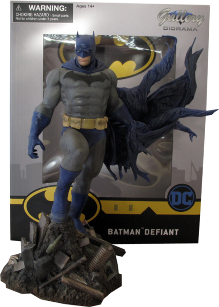 DC Gallery Figure Batman Defiant