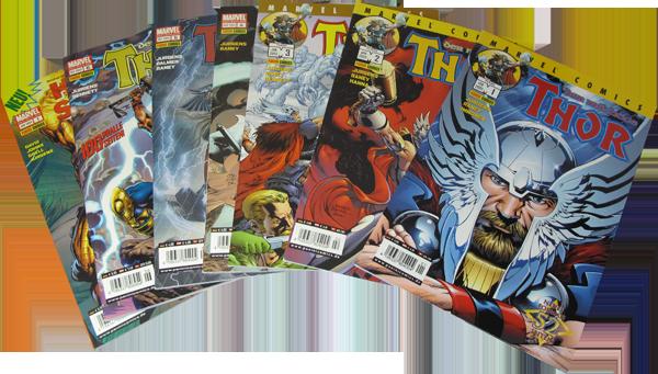 Thor #1-6 + Special