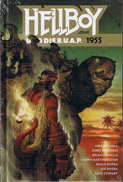 Hellboy und die B.U.A.P 1955