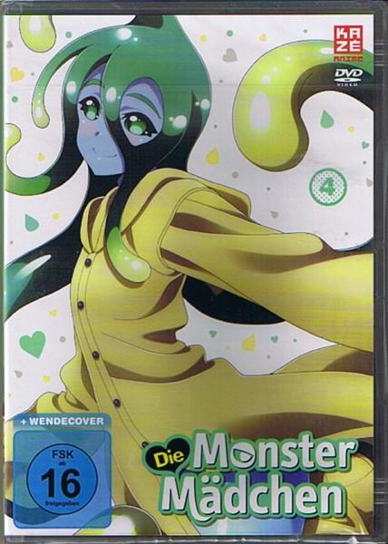 Die Monster Mädchen Vol. 04