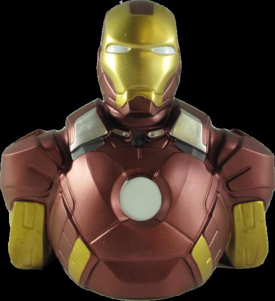Spardose Ironman