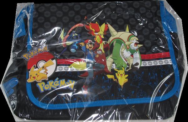 Pokemon Tasche schwarz