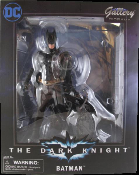 DC Gallery Figur The Dark Knight - Batman