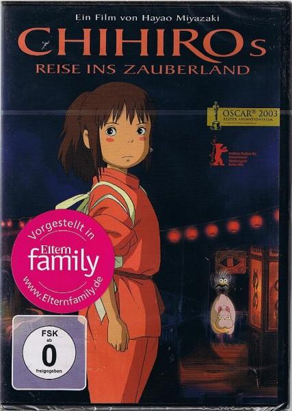 Ghibli Chihiros Reise ins Zauberland
